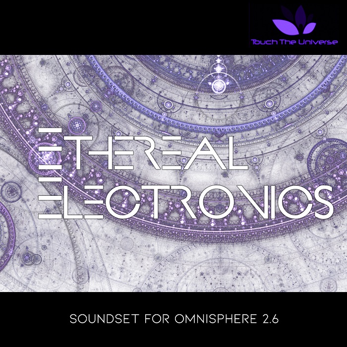 Ethereal Electronics Sound Library for Spectrasonics