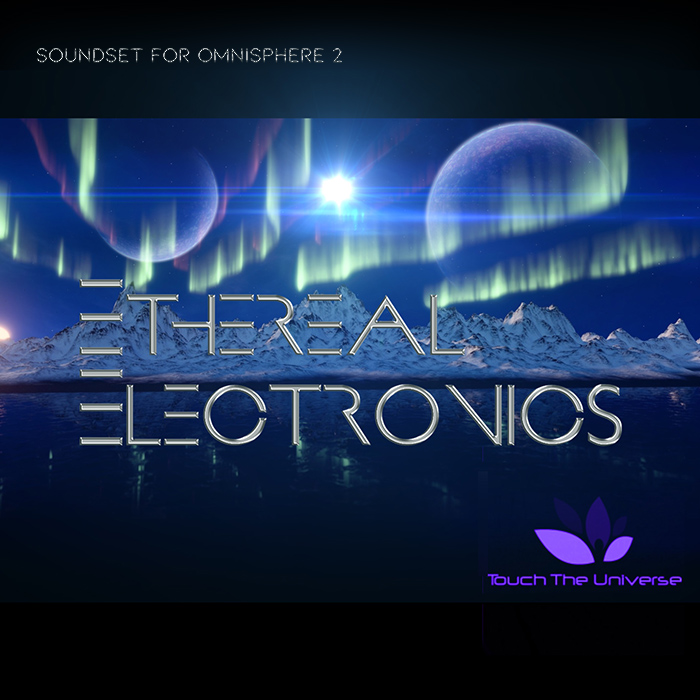 Ethereal Electronics Sound Library for Spectrasonics Omnisphere